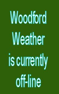 Latest Woodford Weather data